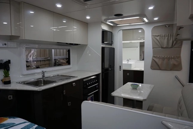 Legend Trackline Offroad Caravan from Explorer RV