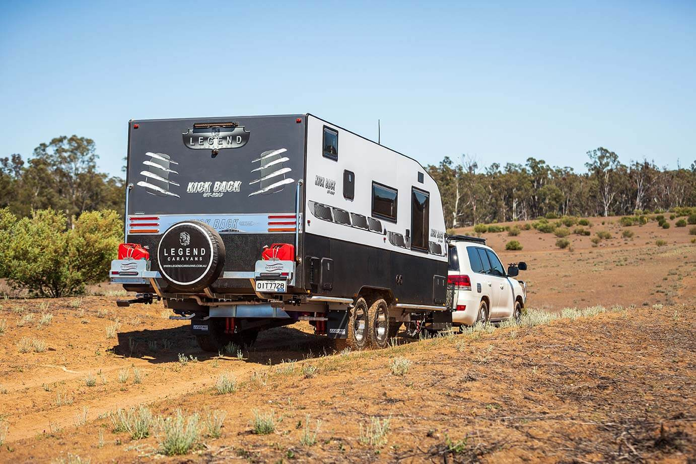 Legend Kickback Offroad by Explorer RV