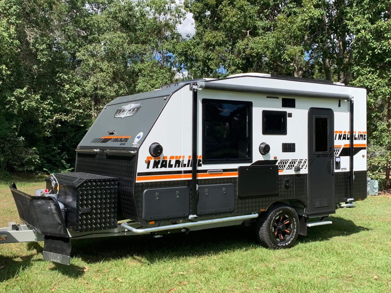 Legend Trackline Offroad by Explorer RV