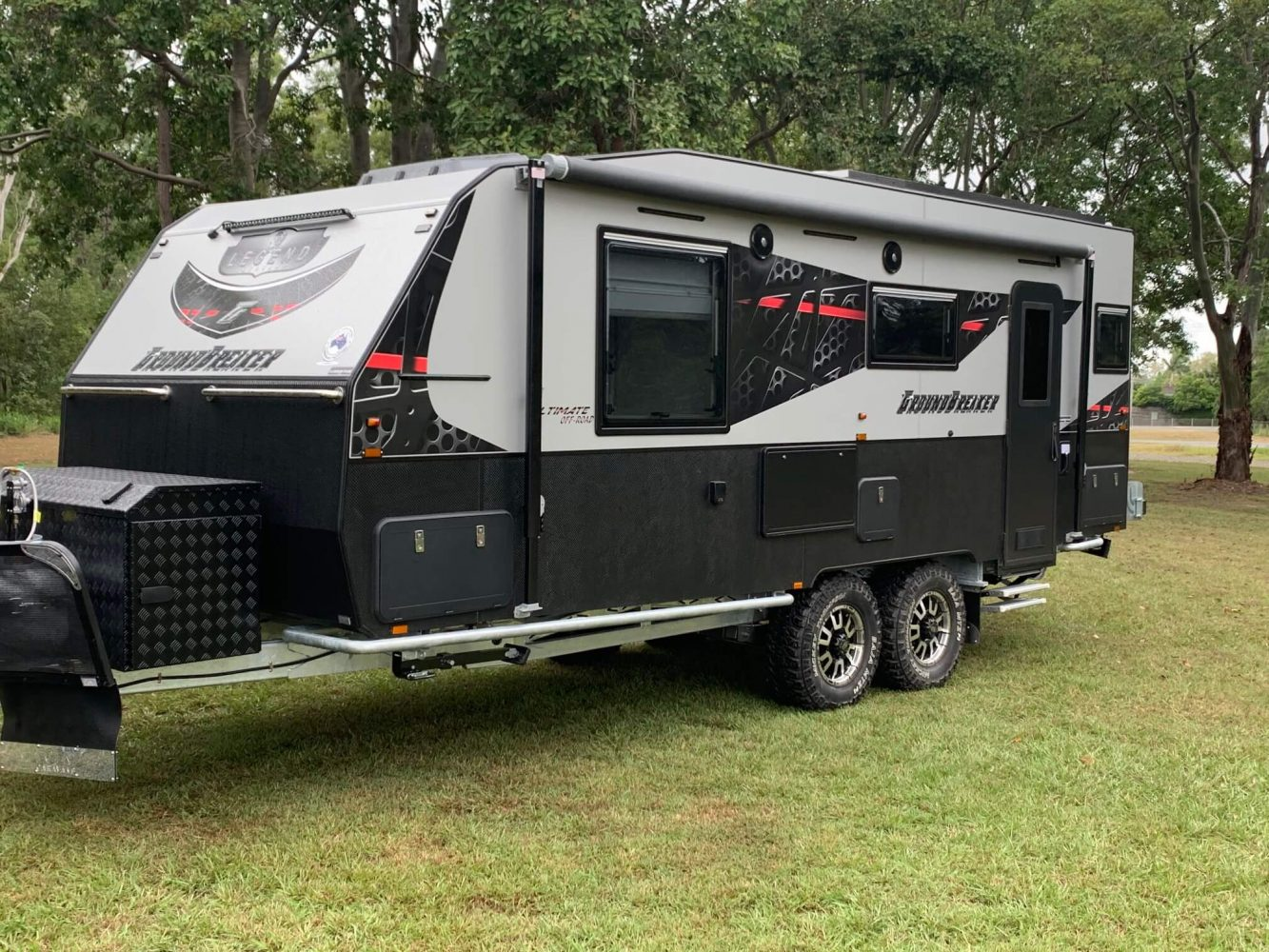 Legend Groundbreaker Offroad by Explorer RV